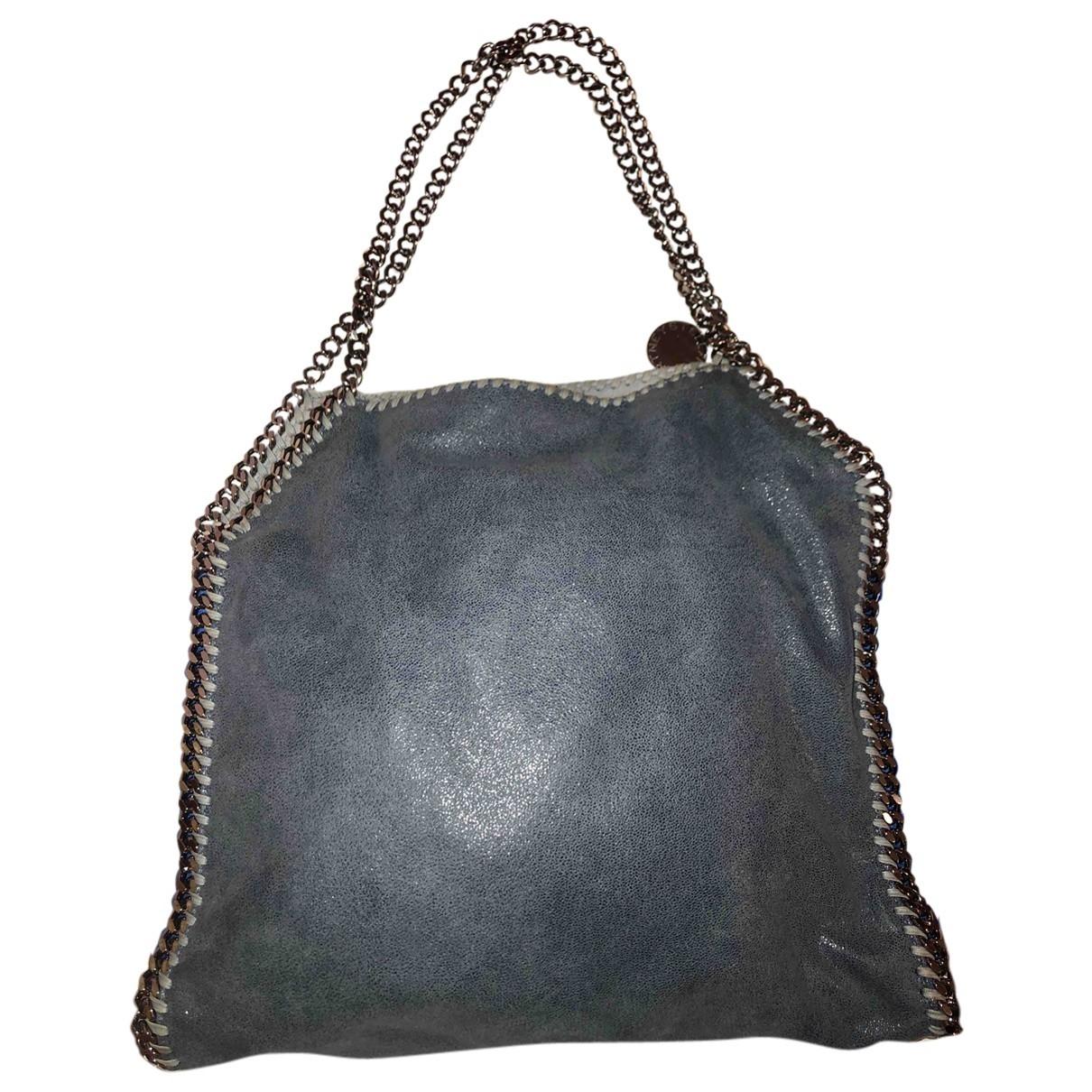 Stella Mccartney Falabella Blue handbag for Women \N
