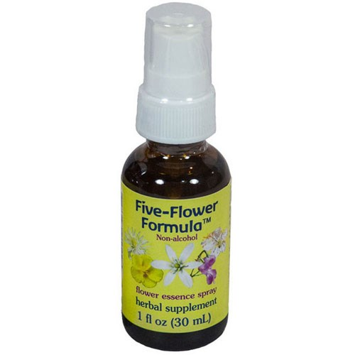 Five Flower Formula In Glycerin Spray 1 Oz by Flower Essence Services