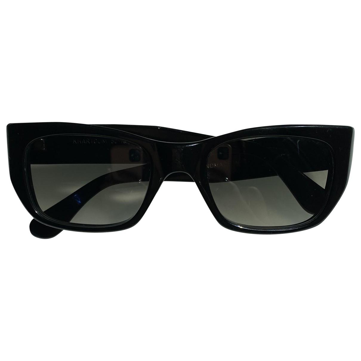 L.g.r \N Black Sunglasses for Women \N