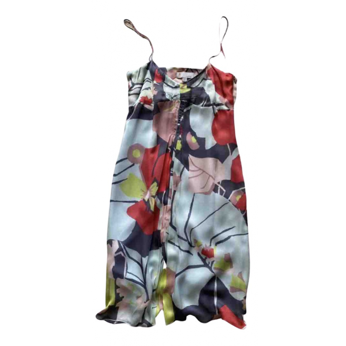 M Missoni \N Multicolour Silk dress for Women 42 IT