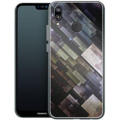 Huawei P20 Lite Silikon Handyhuelle - Kytystryphy von Spires