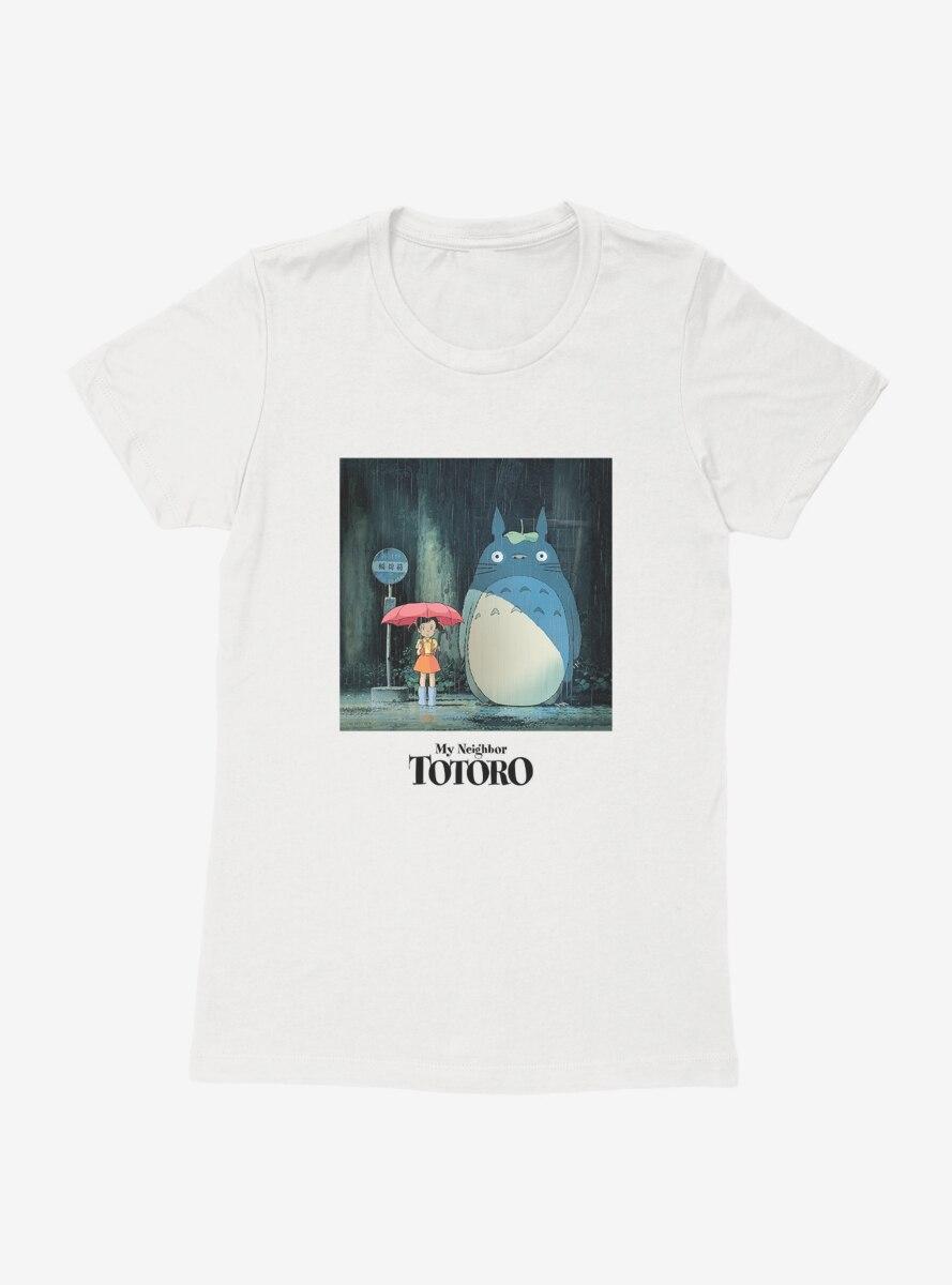 Studio Ghibli My Neighbor Totoro Womens T-Shirt