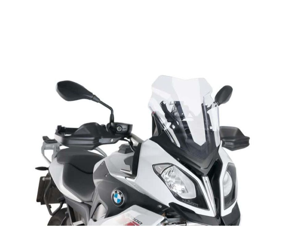 Puig 8543W Sport Windscreen - Clear BMW S1000XR 2015