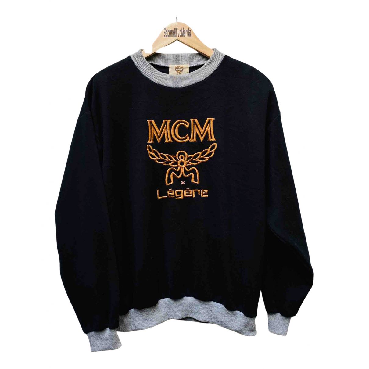 Mcm \N Black Knitwear & Sweatshirts for Men L International
