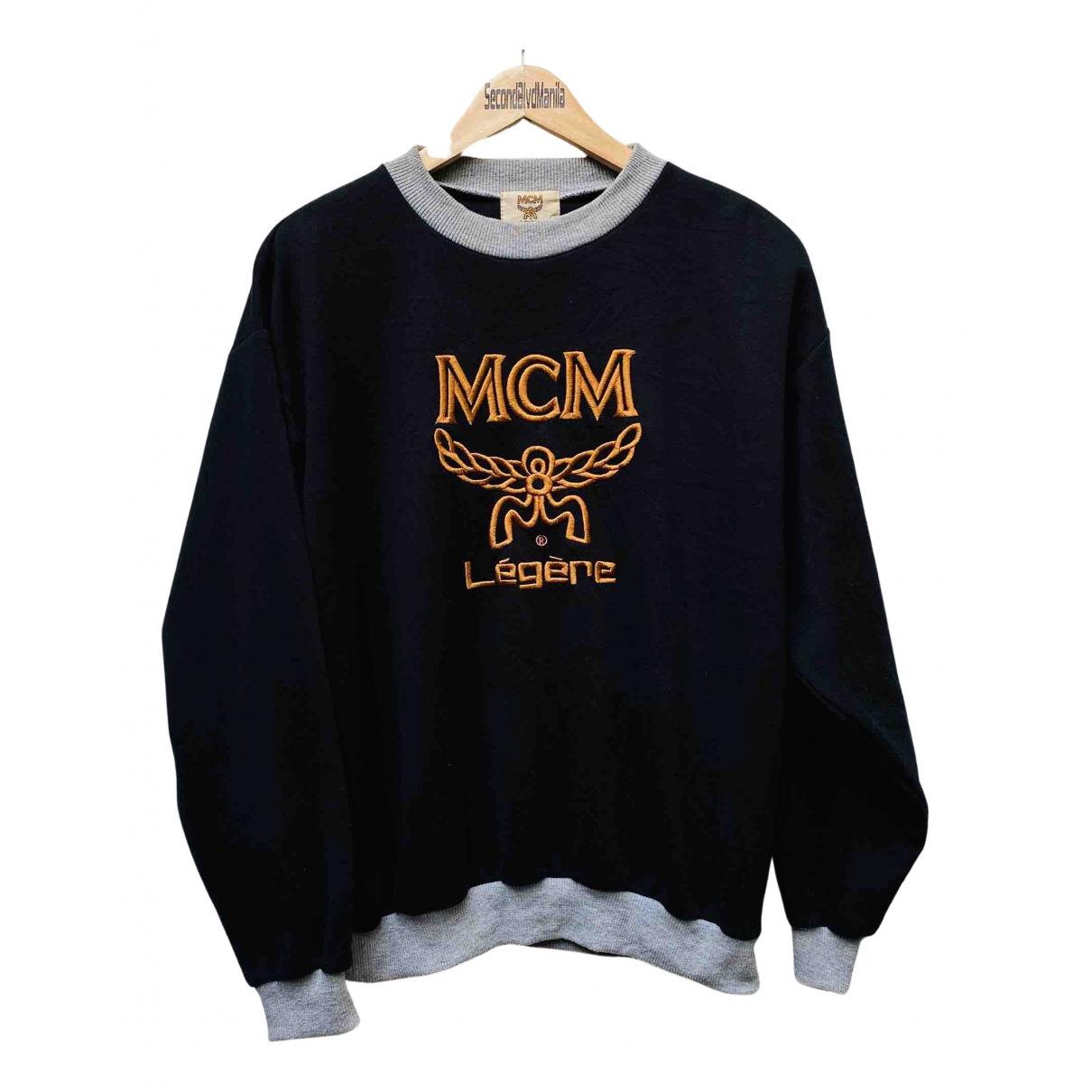 Mcm \N Black Knitwear & Sweatshirts for Men L International