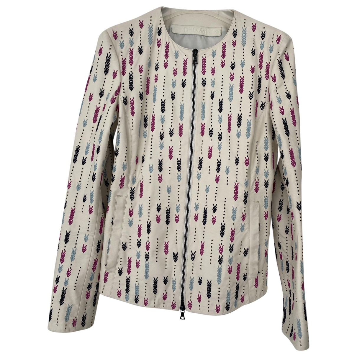 Drome \N Multicolour Leather jacket for Women 10 UK