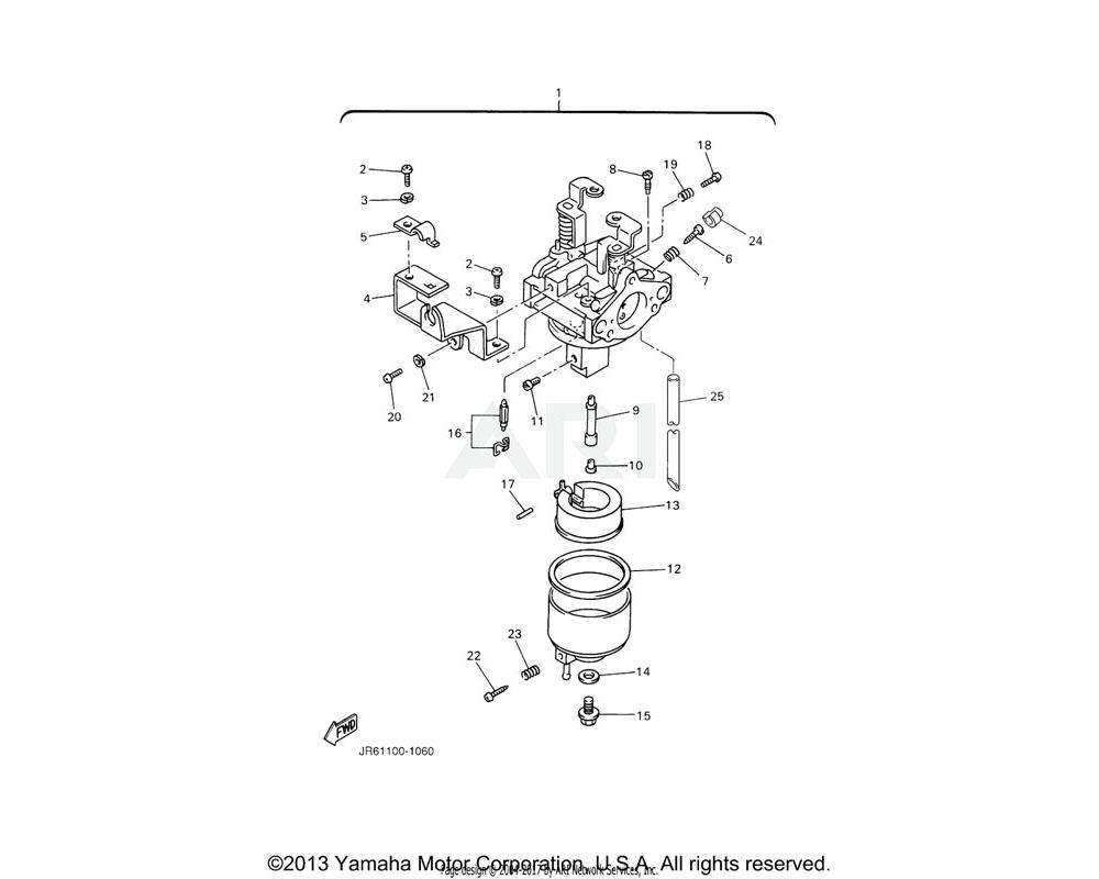 Yamaha OEM 3G2-1423A-68-00 JET, MAIN (#87.5) | STD