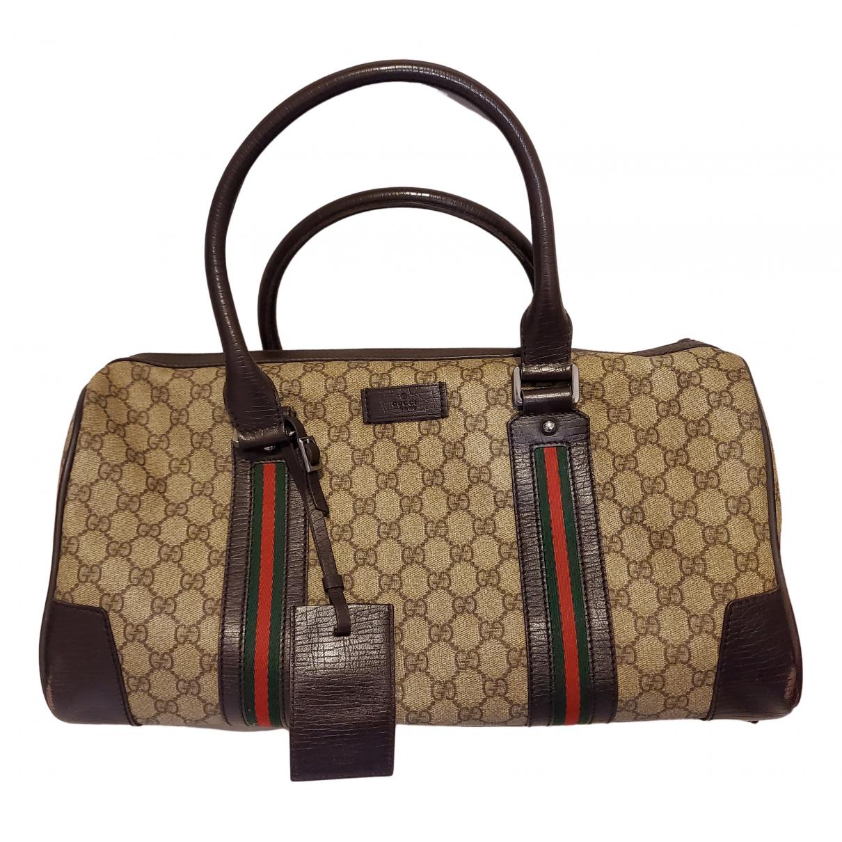 Gucci N Multicolour Cloth handbag for Women N