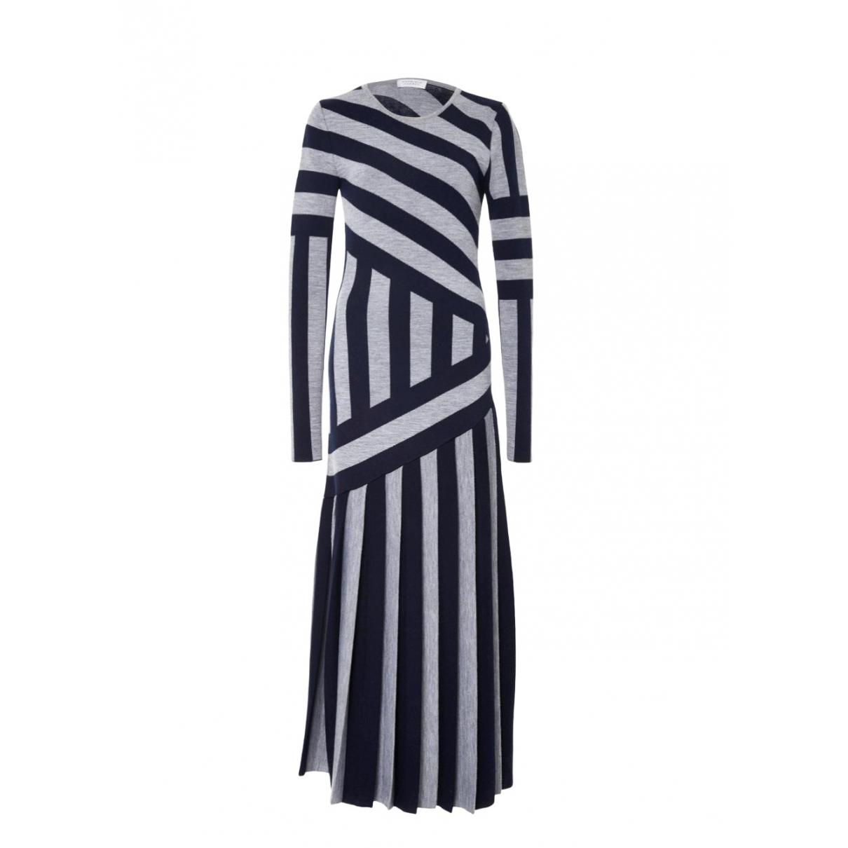 Maxi vestido de Lana Gabriela Hearst