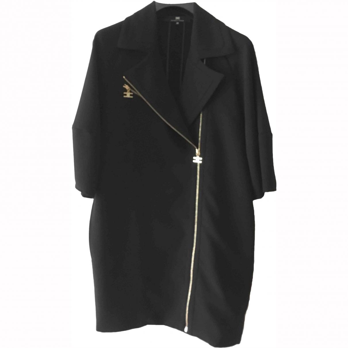 Elisabetta Franchi \N Black dress for Women 38 IT