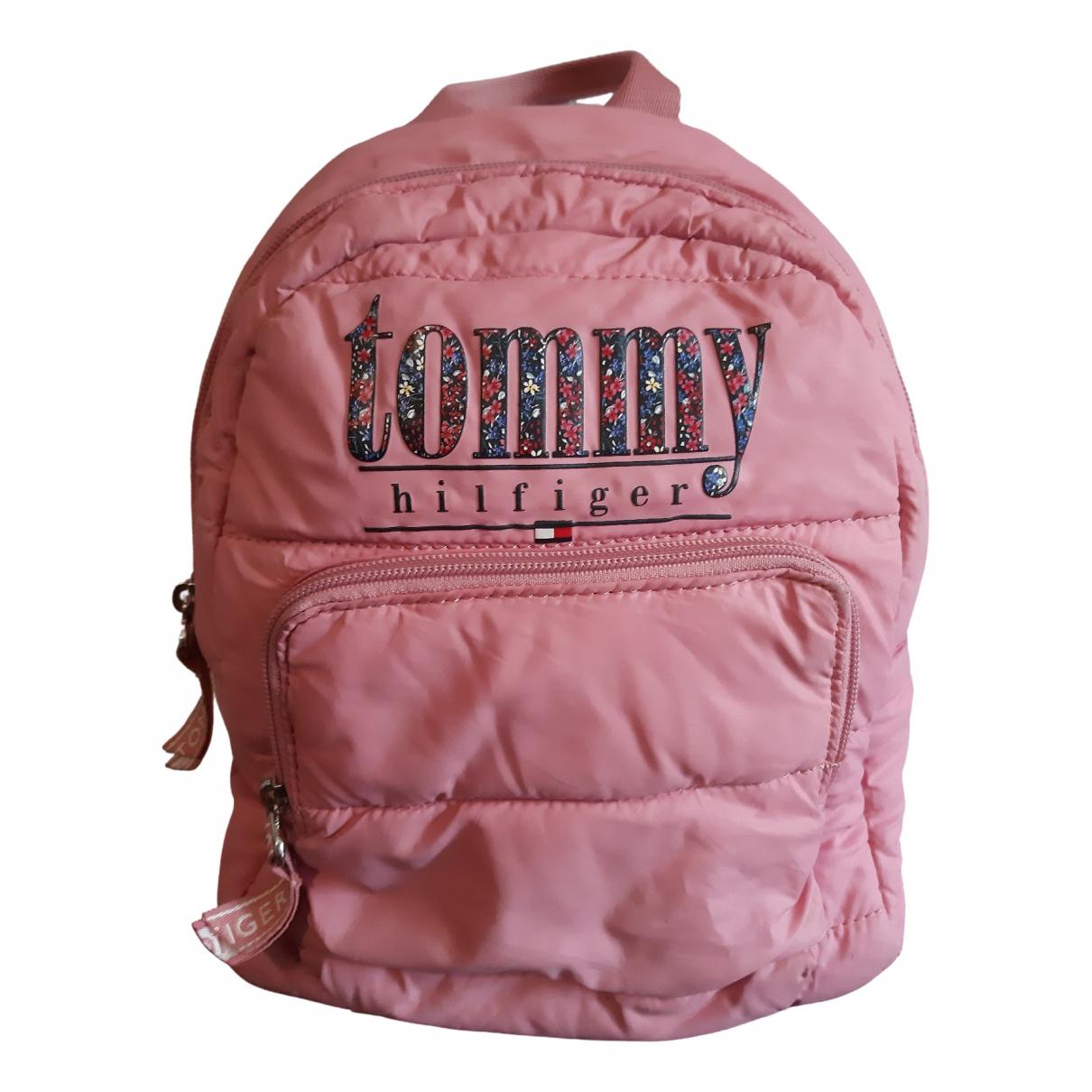 Tommy Hilfiger \N Pink backpack for Women \N