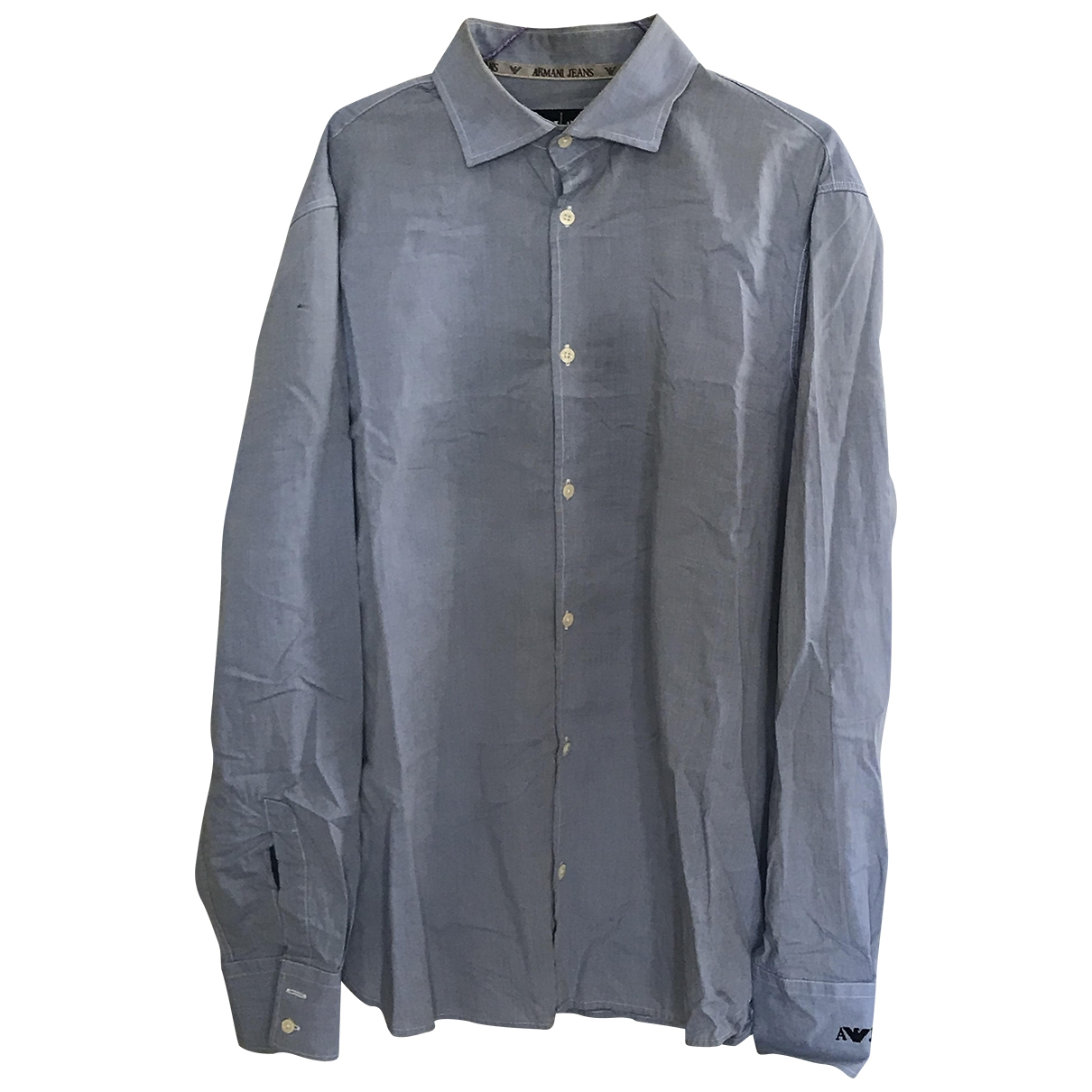 Armani Jeans \N Cotton Shirts for Men XXL International