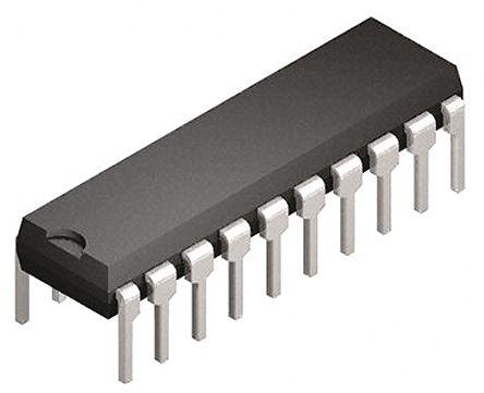 STMicroelectronics L6205N,  Brushed Motor Driver IC, 52 V 2.8A 20-Pin, PDIP