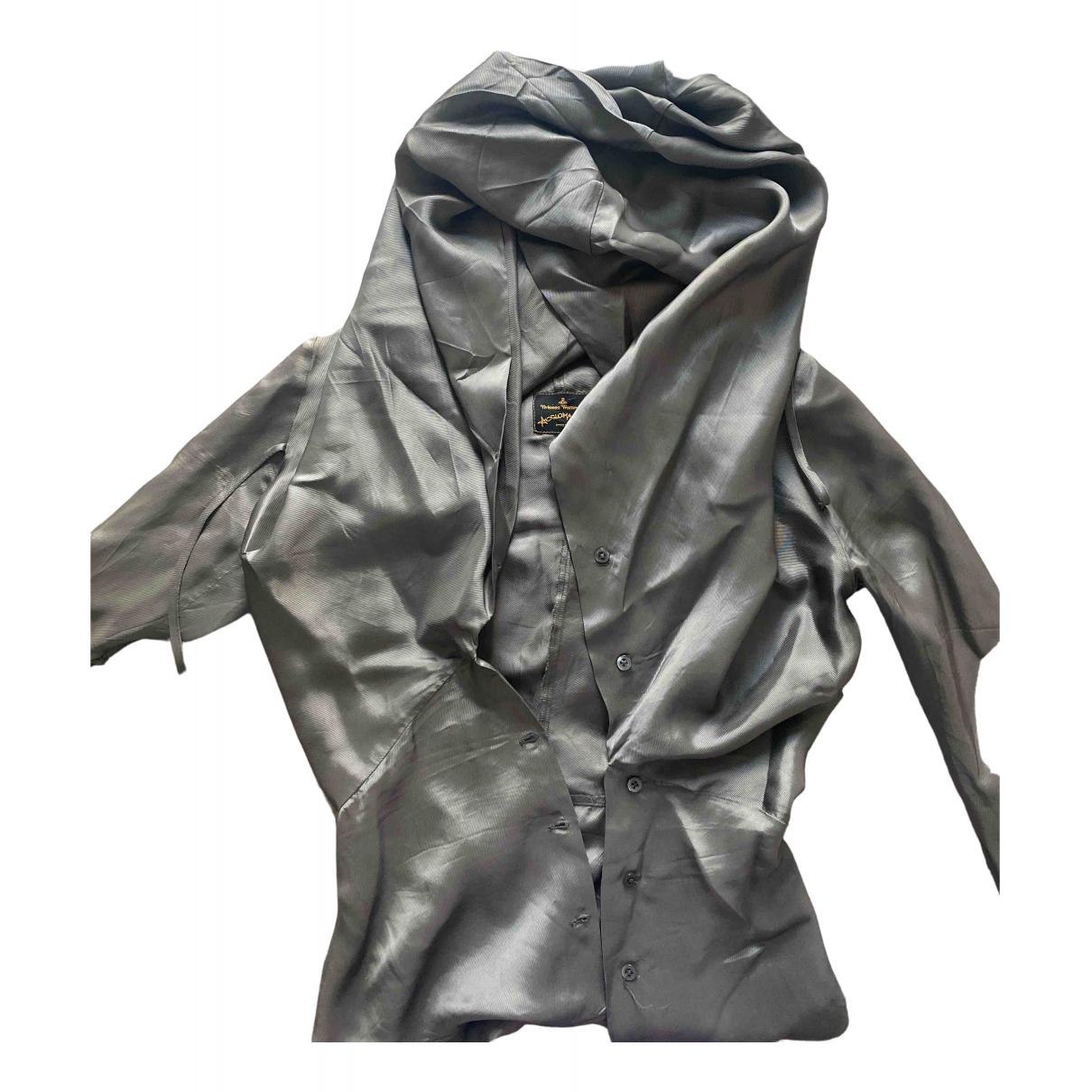 Vivienne Westwood Anglomania - Top   pour femme - gris