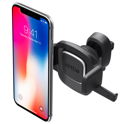 Easy One Touch 4 Air Vent Mount Car Mount Phone Holder - iOttie