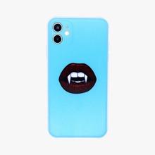 Lip Print iPhone Case