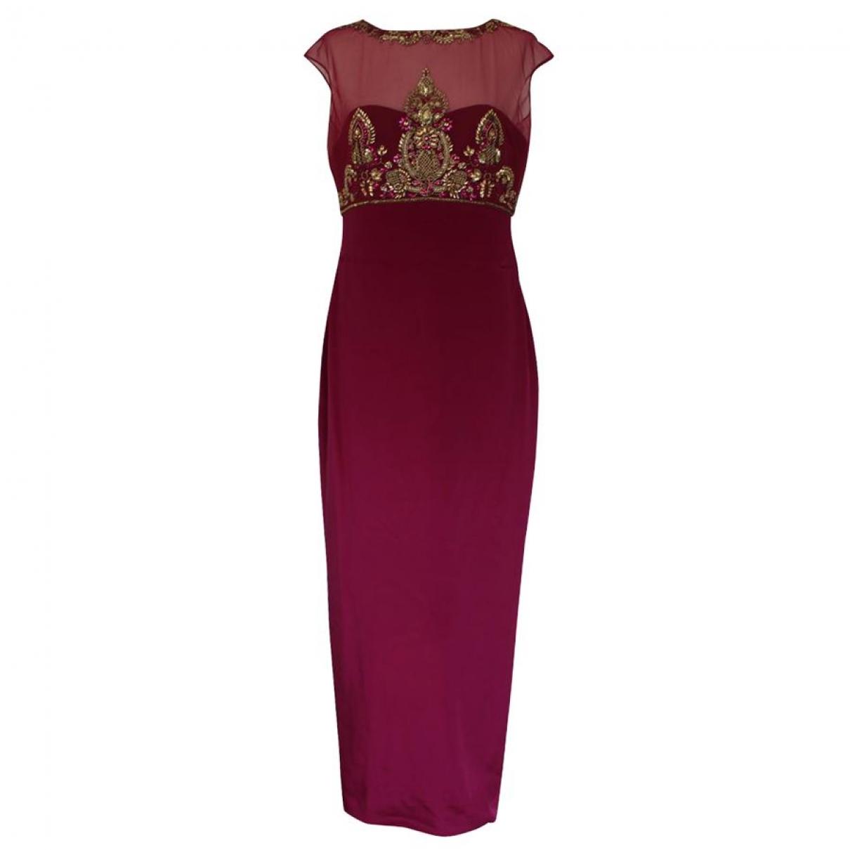 Marchesa \N Pink dress for Women 42 IT