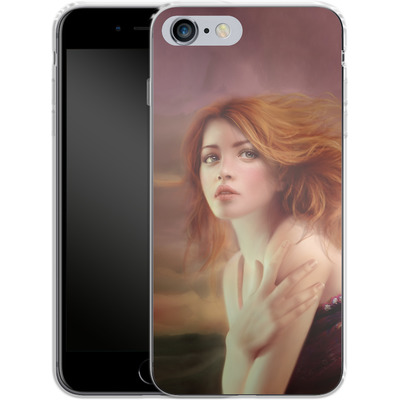 Apple iPhone 6 Plus Silikon Handyhuelle - Melanie Delon - Hope von TATE and CO