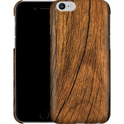 Apple iPhone 6s Plus Smartphone Huelle - Wood von caseable Designs