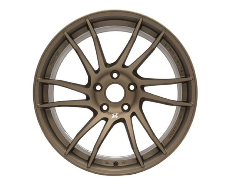 GramLights WGXX38EA 57XTC Wheel 18x9.5 5x114.3 38mm Bronze