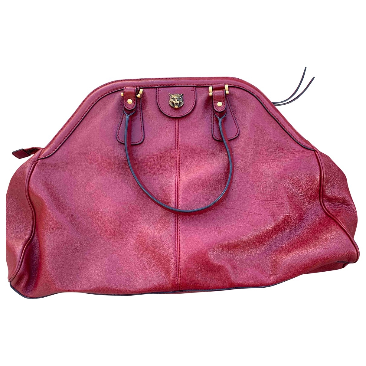 Gucci Re(belle) Red Leather handbag for Women \N