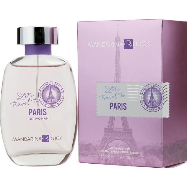 Lets Travel To Paris - Mandarina Duck Eau de toilette en espray 100 ml