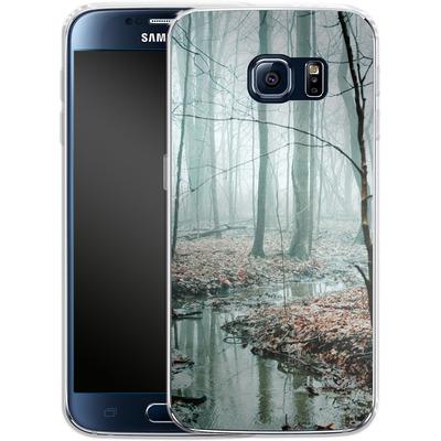 Samsung Galaxy S6 Silikon Handyhuelle - Gather Up Your Dreams von Joy StClaire