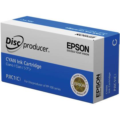 Epson PJIC1 C13S020447 cartouche d'encre originale cyan