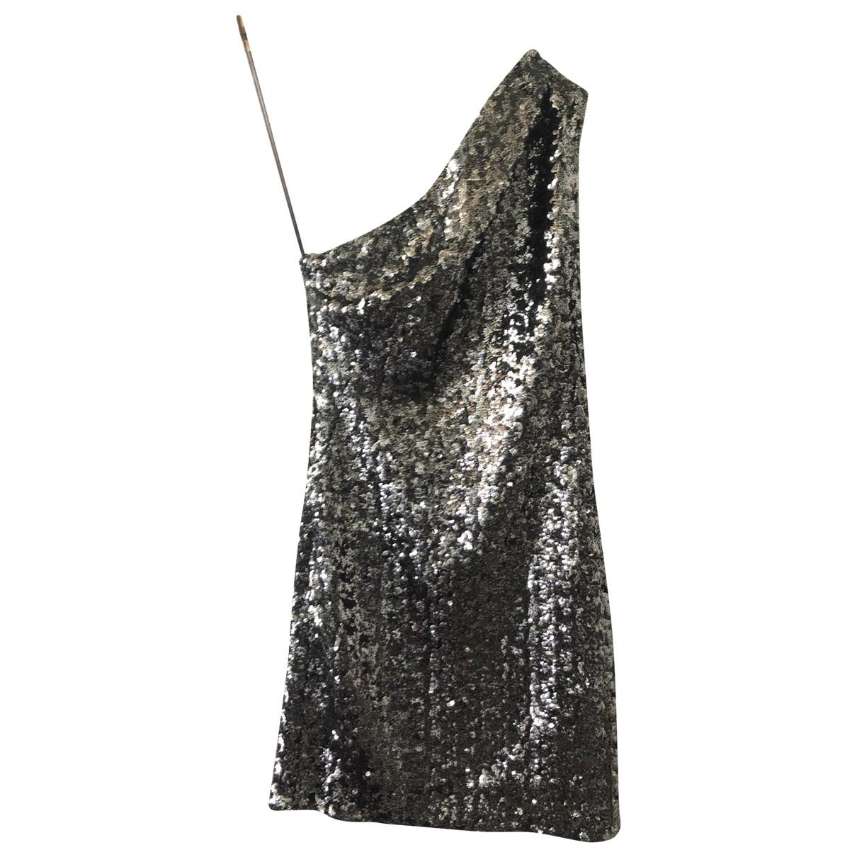 Haney - Robe   pour femme - metallise