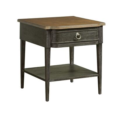 Ardennes Collection 848-915 SABINE END TABLE in Black Forest and