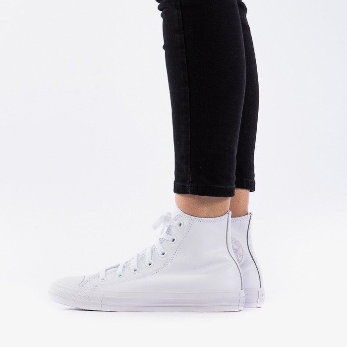 Converse Chuck Taylor All Star Leather Hi 1T406