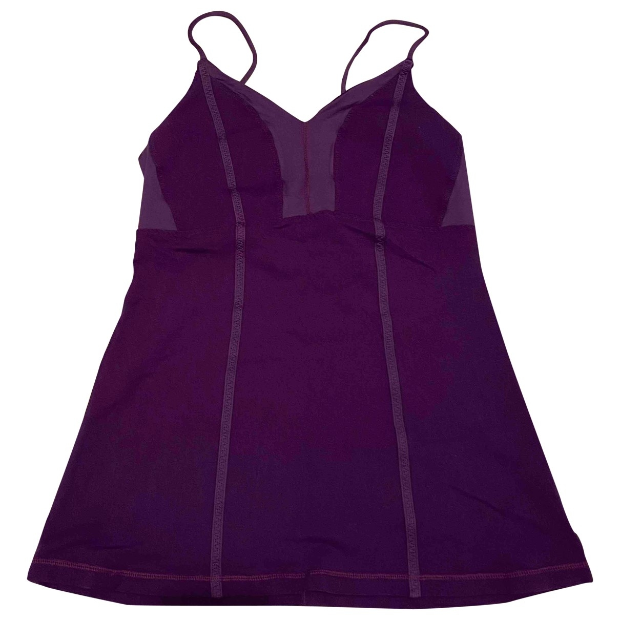 Lululemon - Top   pour femme - violet