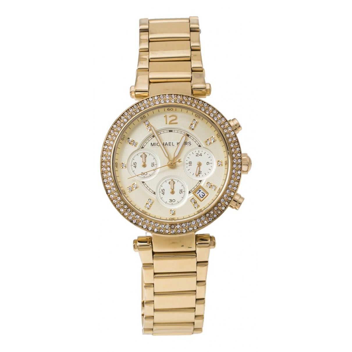 Michael Kors N Gold Steel watch for Women N