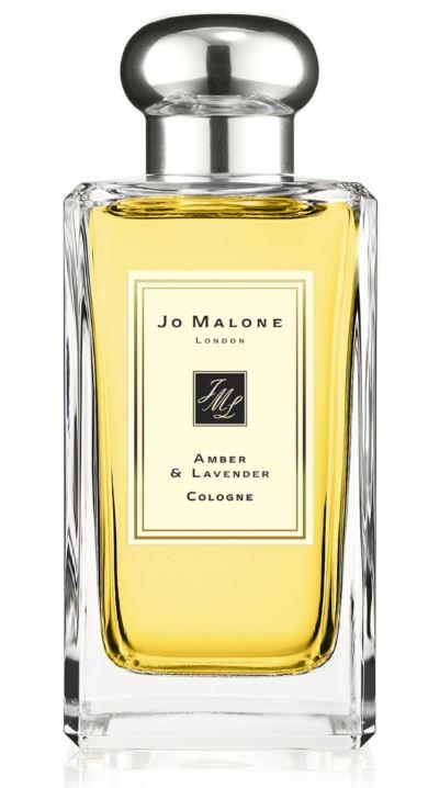 Amber & Lavender Cologne - 3.4oz