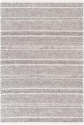 LCS2304-5373 5 3 x 7 3 Rug  in Black and