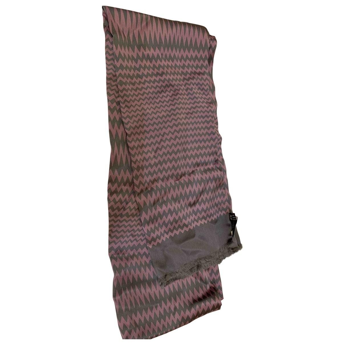 Bufanda de Seda Armani Collezioni