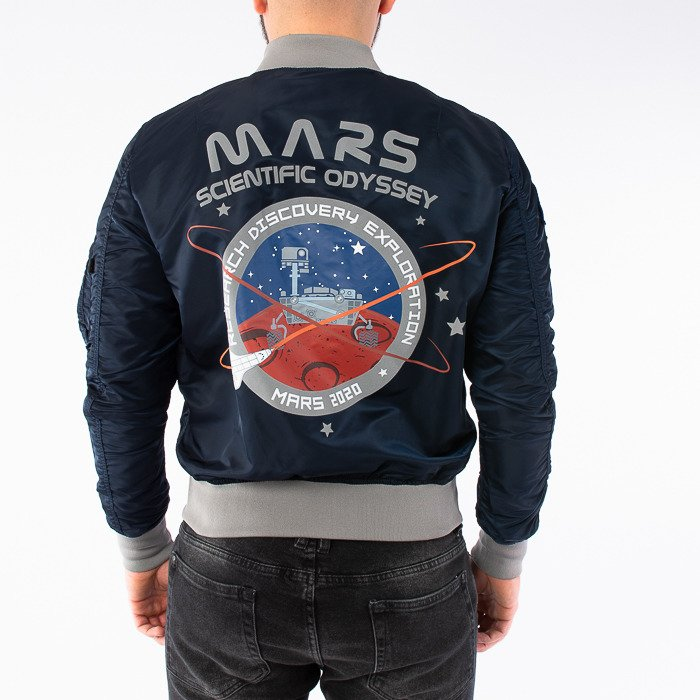 Alpha Industries Ma-1 LW Mission To Mars 126106 07