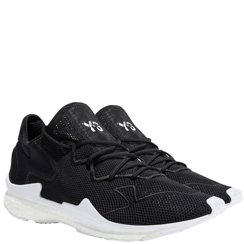 Y-3 Adizero Runner Trainer Black Colour: BLACK, Size: 7.5