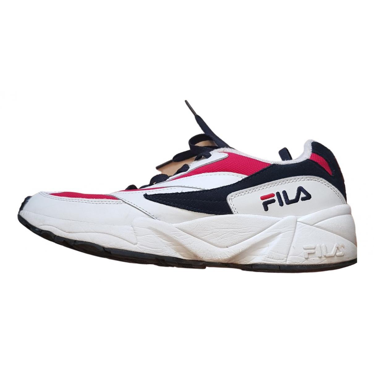 Fila - Baskets   pour homme en toile - multicolore