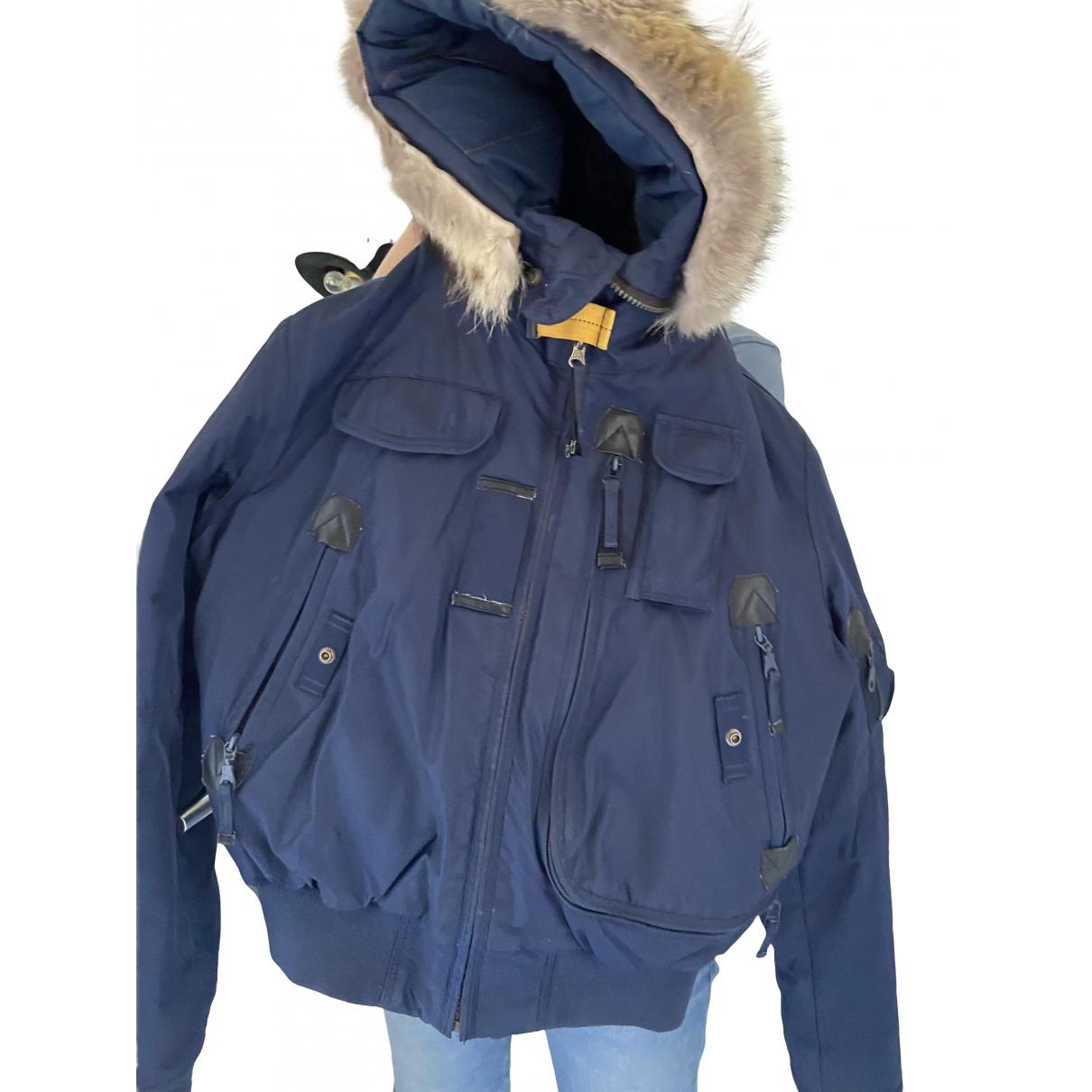 Parajumpers - Blousons.Manteaux   pour enfant en polyamide - marine