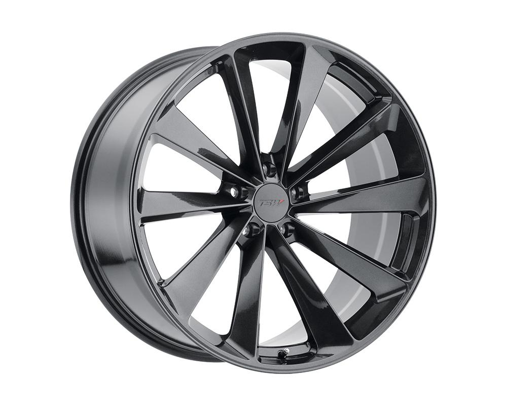 TSW Aileron Wheel 20x10.5 5x114.3 25mm Metallic Gunmetal