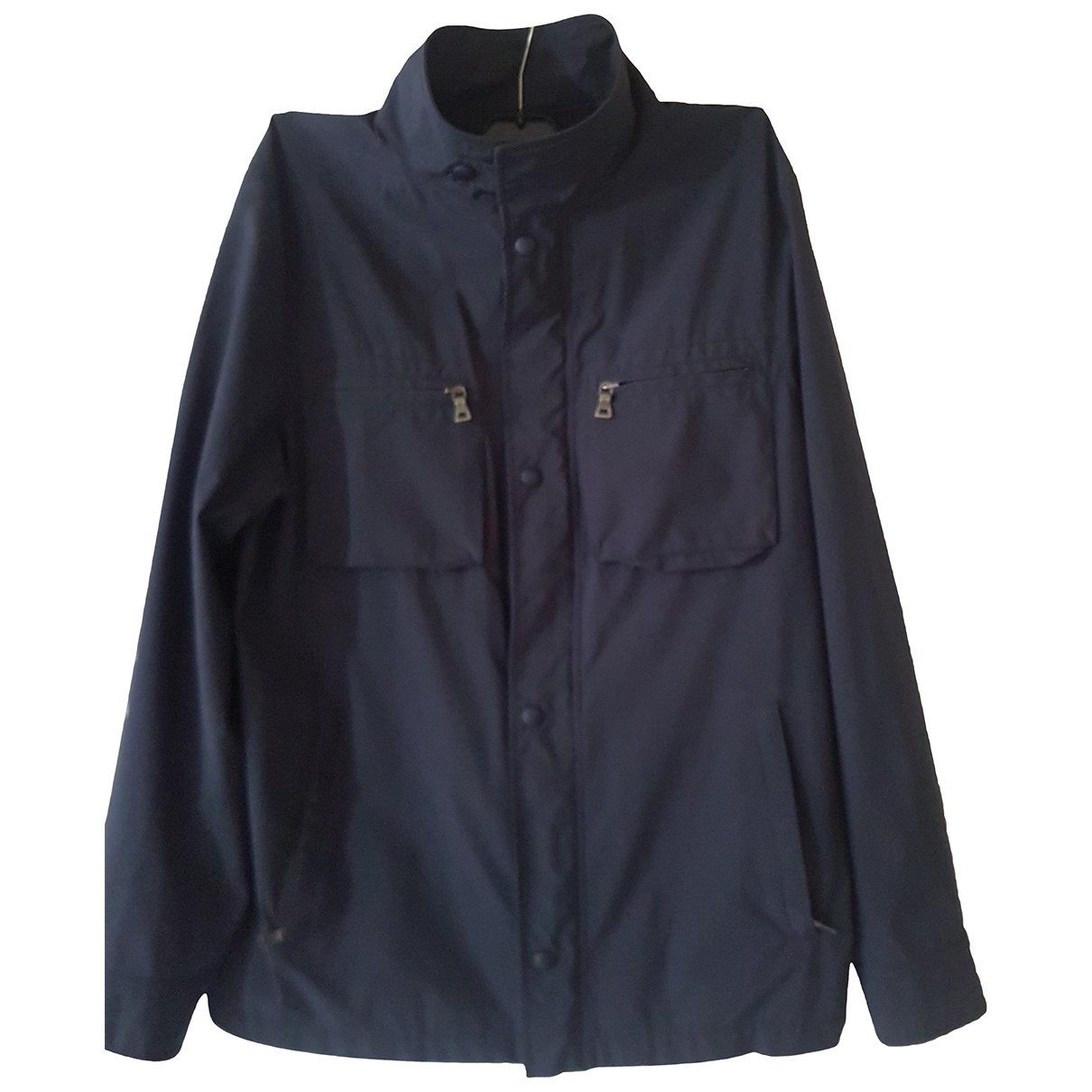 Prada \N Navy jacket  for Men 52 IT