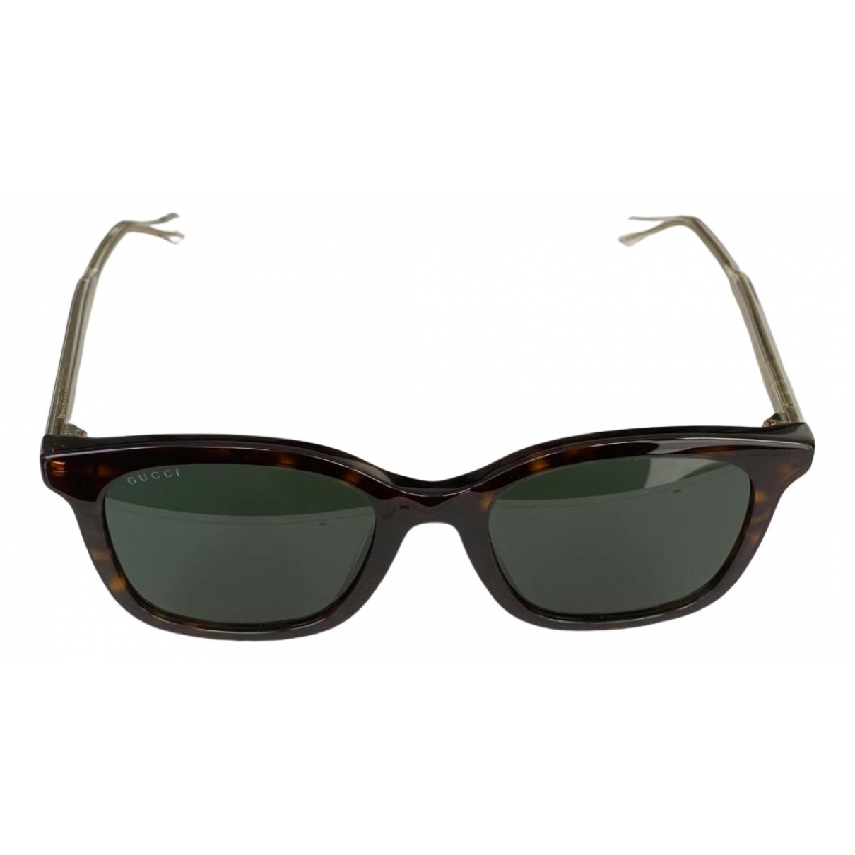 Gucci \N Brown Sunglasses for Men \N