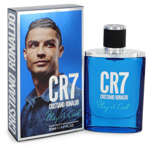 CR7 Play It Cool - Cristiano Ronaldo Eau de toilette en espray 50 ML
