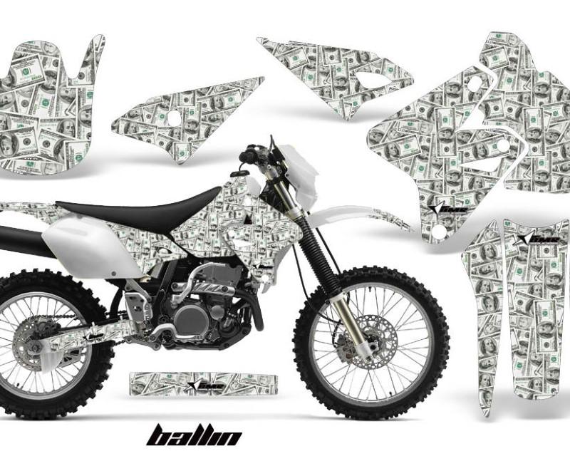 AMR Racing Dirt Bike Graphics Kit Decal Sticker Wrap For Suzuki DRZ400S 2000-2018áBALLIN