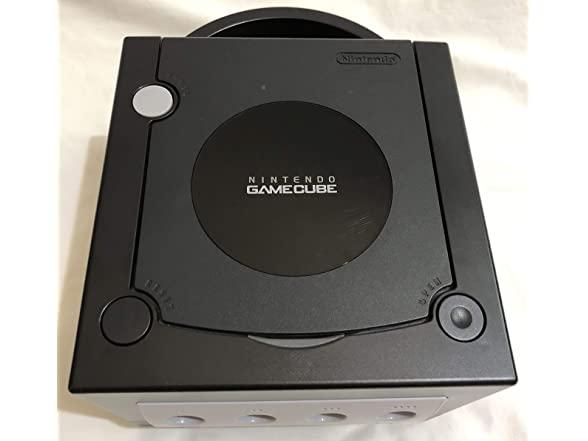 Nintendo Gamecube System Console - Jet Black