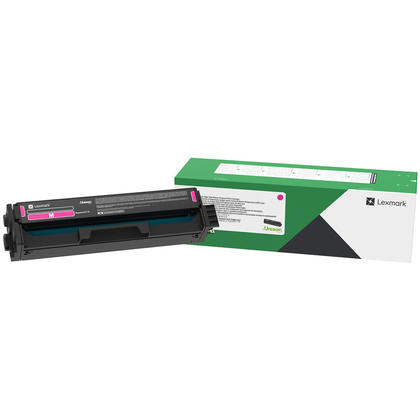Lexmark 20N10M0 Original Magenta Return Program Toner Cartridge