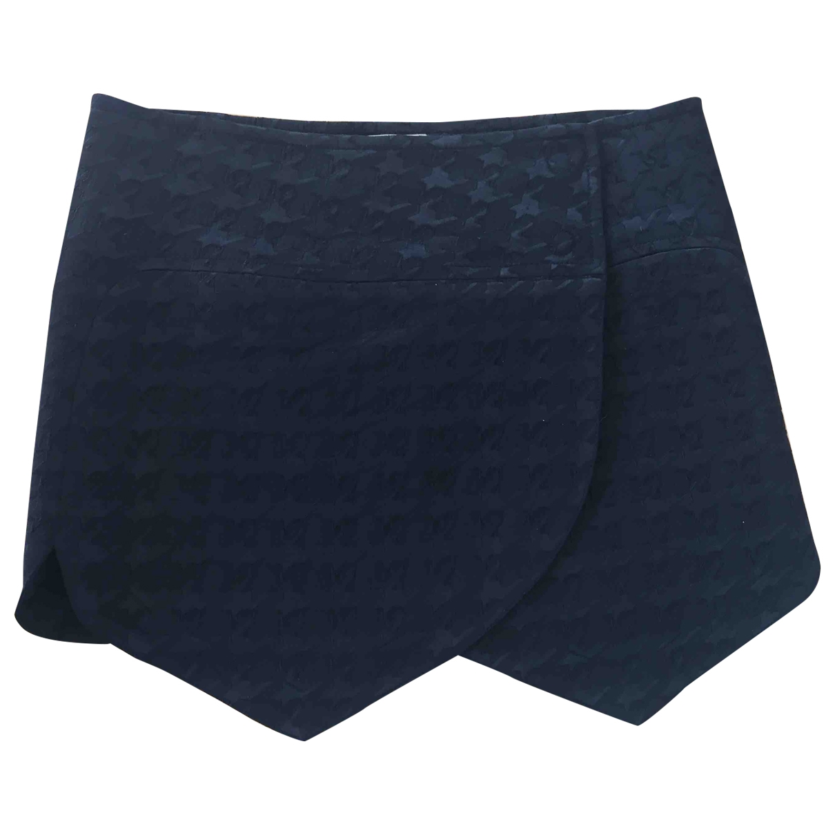 Mini falda Balenciaga