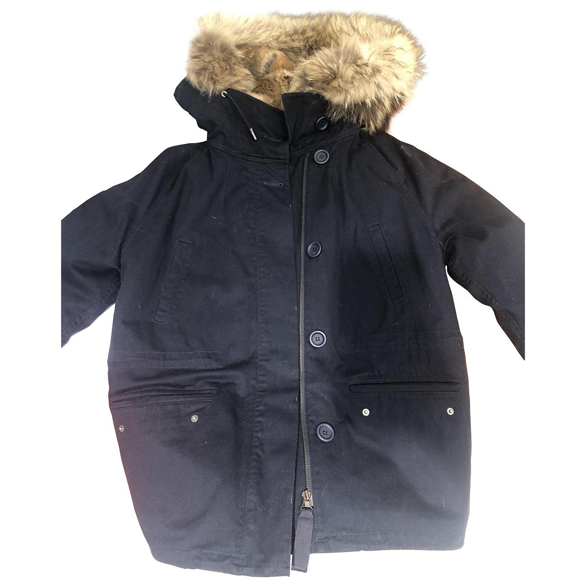 Army - Manteau   pour femme - marine