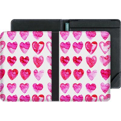 tolino vision 2 eBook Reader Huelle - Heart Speckle von Amy Sia